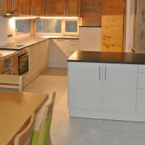Gesamte Küche im Überblick